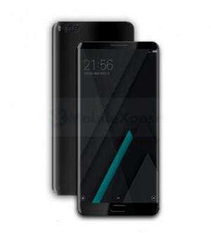 رندرهای جید گوشی Xiaomi Mi Note 3 نمایانگر دوربین دوگانه این گوشی است