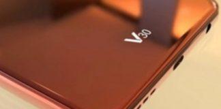 گوشی LG V30 دارای بدنه شیشه ای و شارژ بی سیم خواهد بود