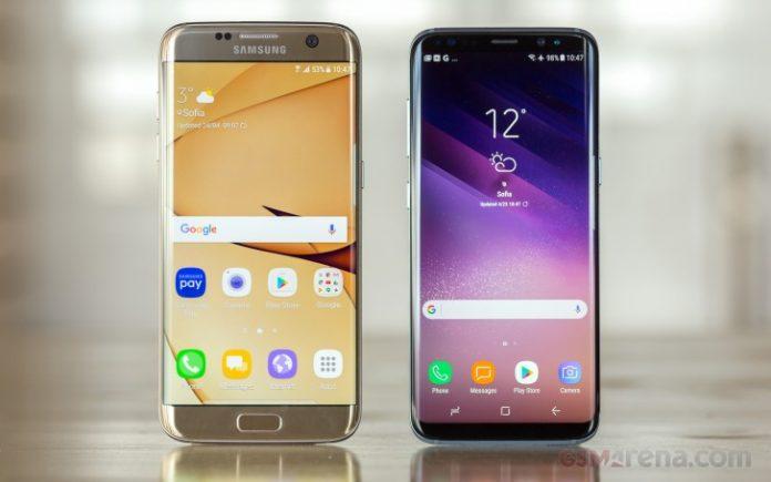 مقایسه سریع بین دوربین های گوشی های S8 Galaxyو Galaxy S7 edge