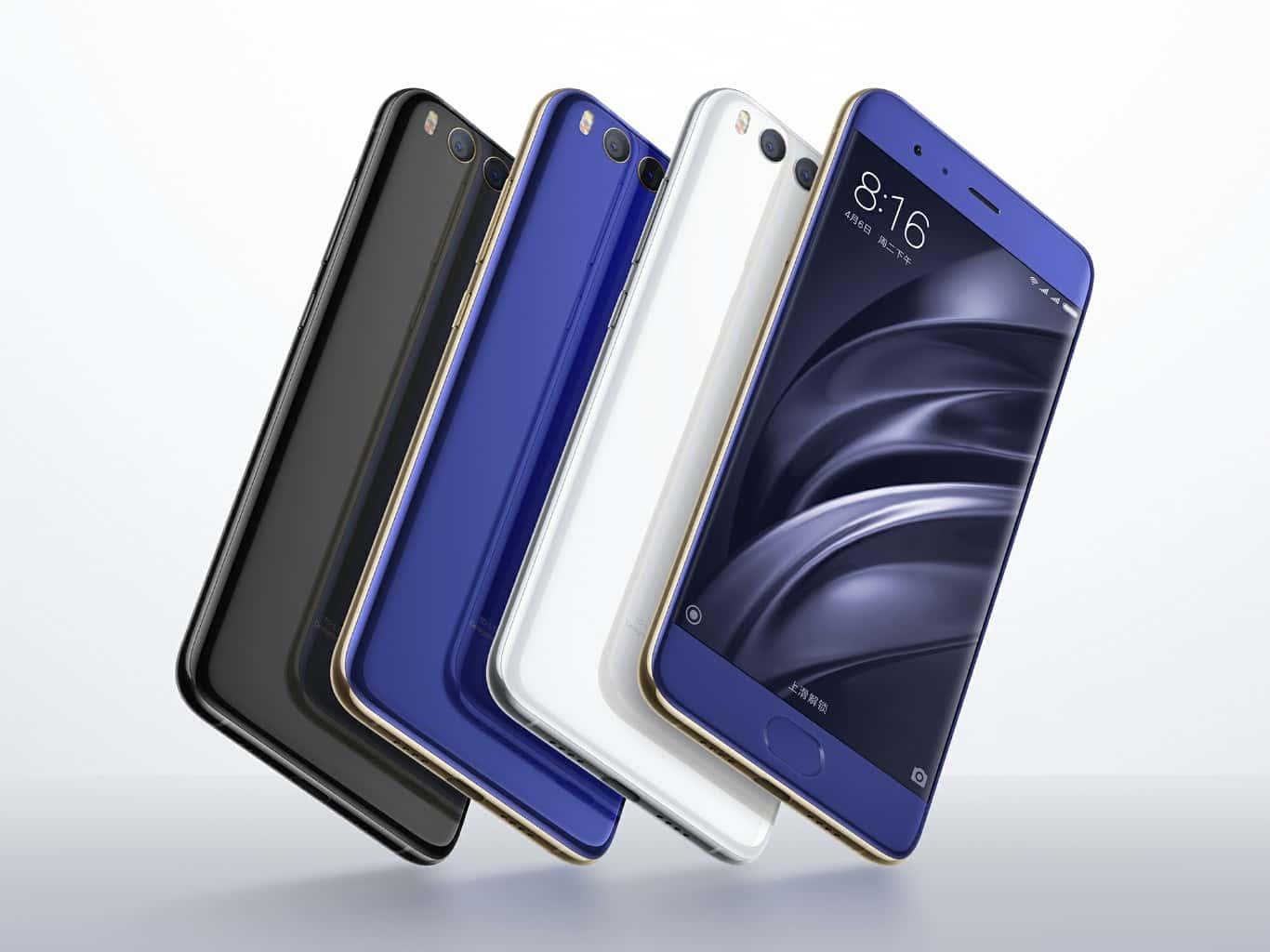 گوشی Xiaomi Mi 6 از امروز در خارج از چین عرضه خواهد شد