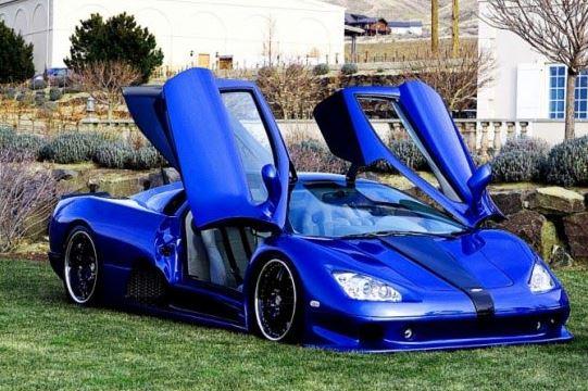 قدرتمند ترین خودرو های جهان