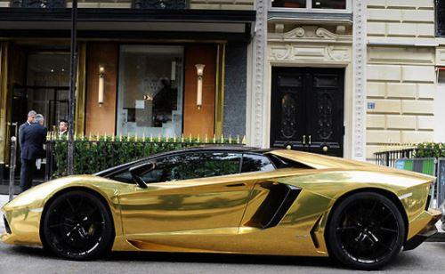 گران قیمت ترین خودروی جهان