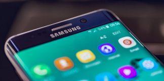 ارائه بروزرسانی جدید برای گوشی Samsung Galaxy S6 edge Plus