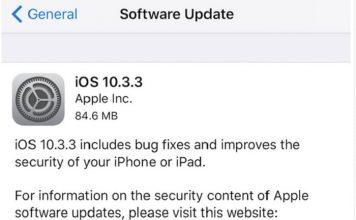 آی او اس10.3.3