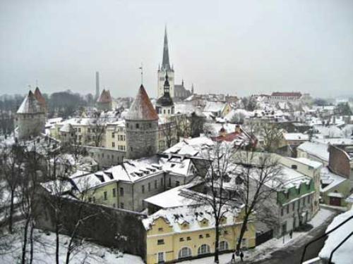 تالین، استونی