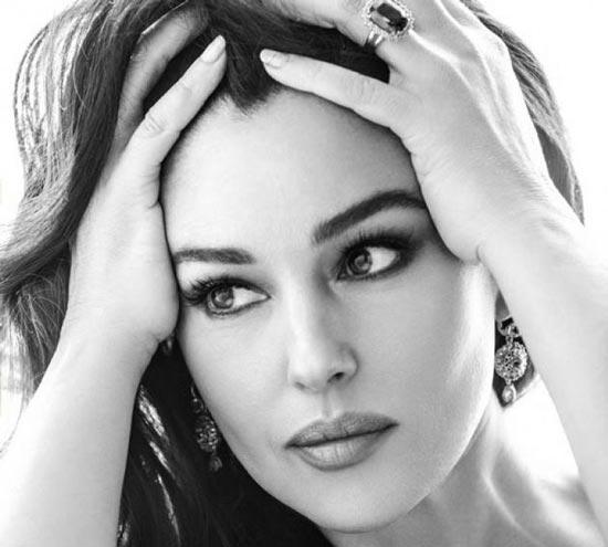 مونیکا بلوچی - زیباترین بازیگر ایتالیایی