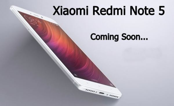 مشخصات و عکس های گوشی Xiaomi Redmi Note 5A فاش شد