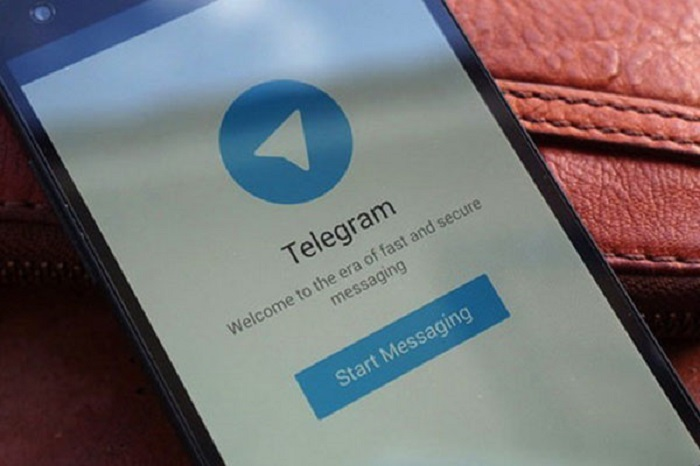 تلگرام آنلاین