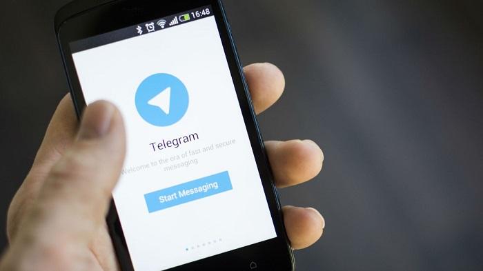 حذف تيك دوم در تلگرام