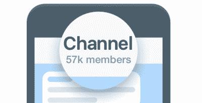 سوپر گروه تبلیغات تلگرام