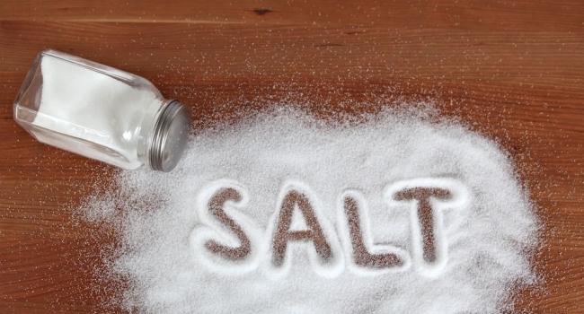 مصرف کم نمک