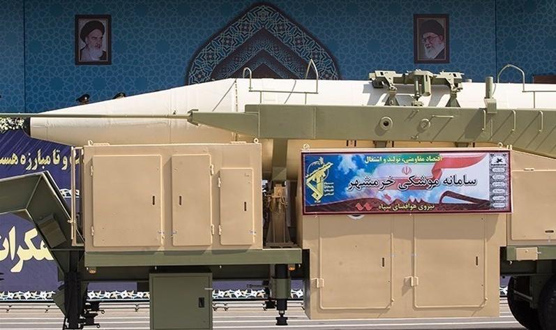 موشک خرمشهر ایران