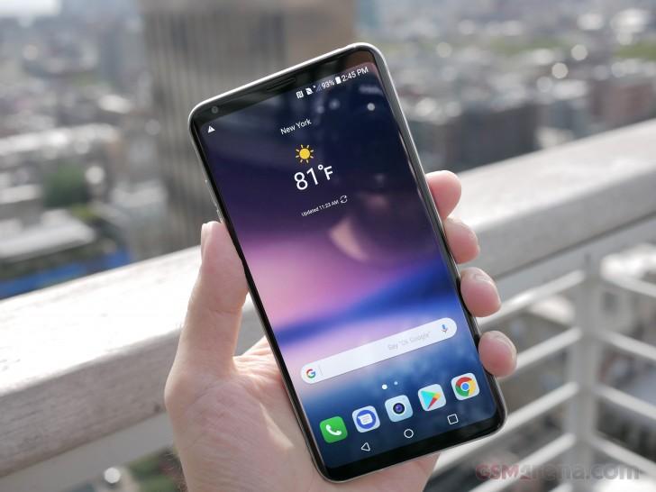 قیمت گوشی ال جی وی ۳۰ احتمالا ۷۴۹.۹۹ دلار خواهد بود