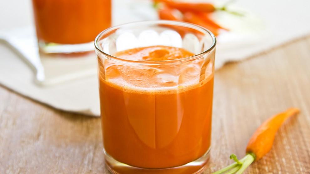آب هویج و مزایای آن