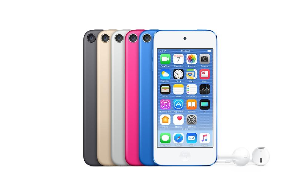 گجت جدیدی که در راه است، iPod جدید اپل بوده که با iOS 11 کار می کند
