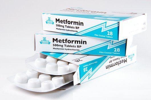 قرص متفورمین، درمانی برای دیابت نوع دو