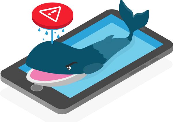 بازی آنلاین نهنگ آبی