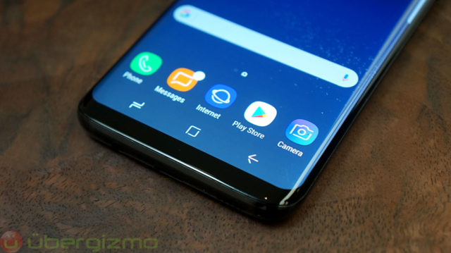 سامسونگ درحال کار بر روی سیستم عامل Android Oreo برای گوشی گلکسی S8 و S8 +