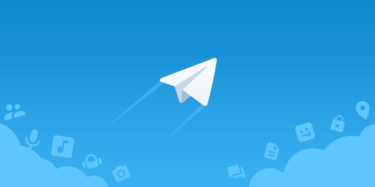 روش حذف پیغام Joined Telegram