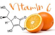 فواید مصرف ویتامین C