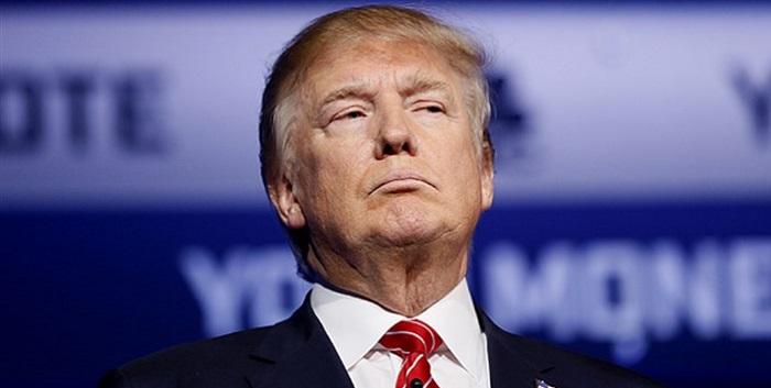 بدل ایرانی دونالد ترامپ در مترو