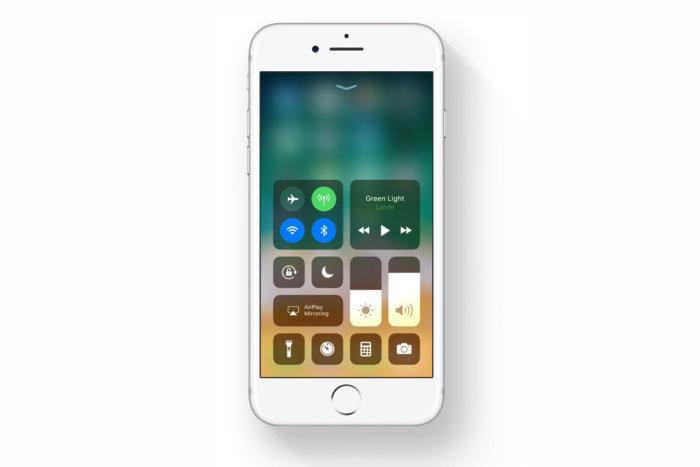 امکان دانگرید از iOS 11 به iOS 10 وجود ندارد