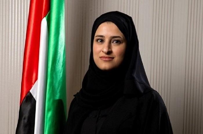 دختر ایرانی ( ساره امیری ) وزیر علوم امارات شد