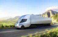 قیمت کامیون الکتریکی شرکت تسلا مشخص شد