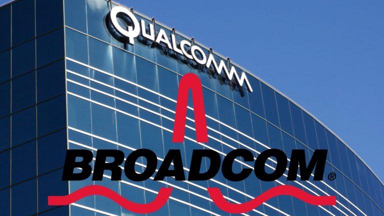 شرکت بزرگ Broadcom در فکر افزایش قیمت برای خرید کوالکام است
