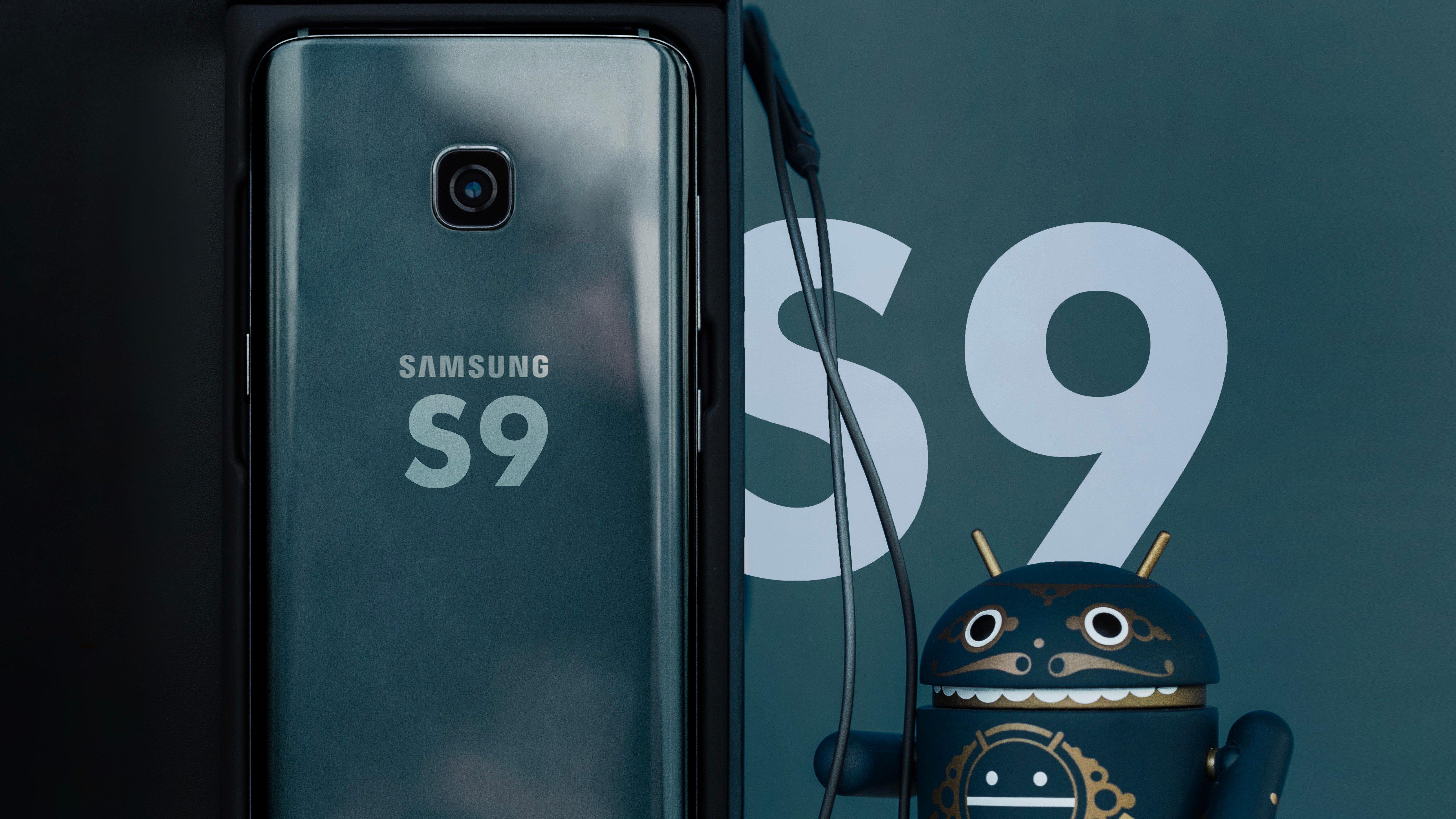 احتمال پیش نمایش Samsung Galaxy S9 وS9 Plus درCES 2018