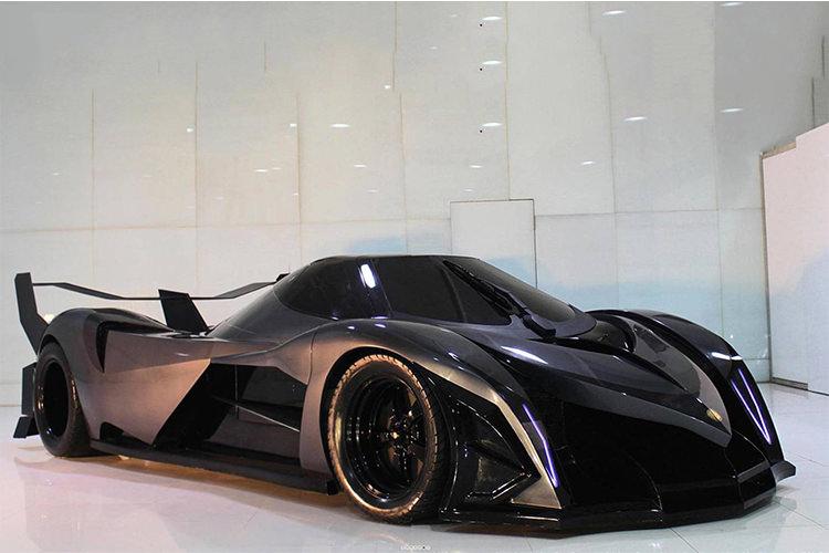 معرفی خودروی 5000 اسب بخاری در دبی صورت خواهد گرفت