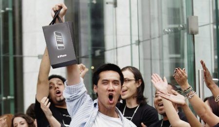 تمام موجودی آیفون X در کره ی جنوبی تنها در 3 دقیقه به پایان رسید!