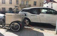 ایجاد ایستگاه های شارژ سیار برای خودروهای الکتریکی