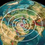 چرا زلزله شب اتفاق می افتد