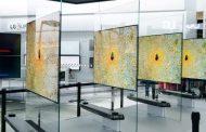 تسخیر بازار تلویزیون های فوق پیشرفته و پریمیوم با فناوری OLED توسط ال جی