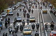 طرح ترافیک موتورسیکلت