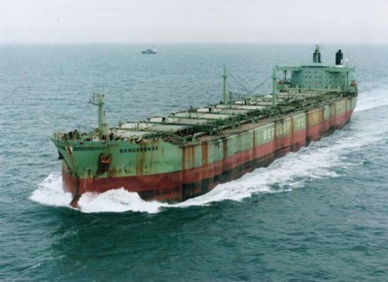 نفتکش های غول پیکر دنیا