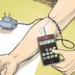 ترک اعتیاد به گوشی موبایل