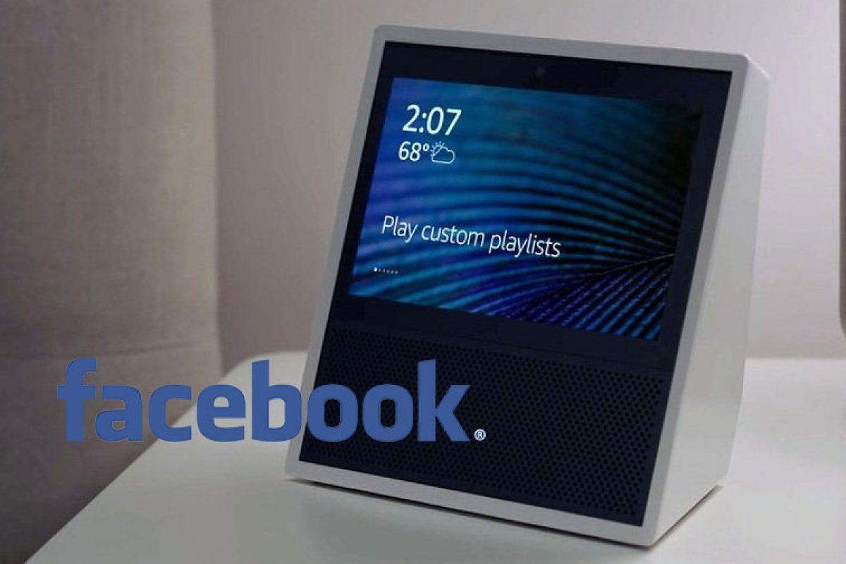 فیسبوک نیز دست به ساخت اسپیکر هوشمند می زند!
