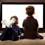 تماشای تلویزیون برای کودکان