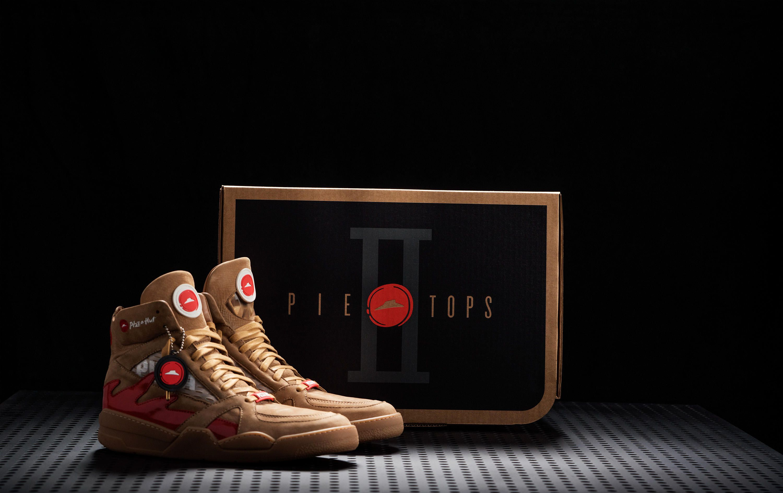 کفش هایی با قابلیت سفارش پیتزا