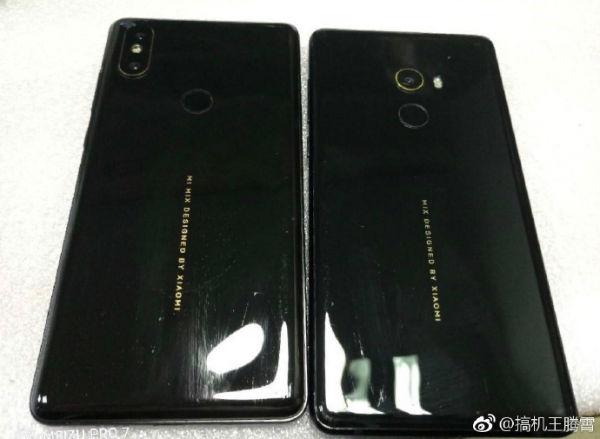 احتمالا شیائومی می میکس ۲ اس دارای دوربین دوگانه باشد