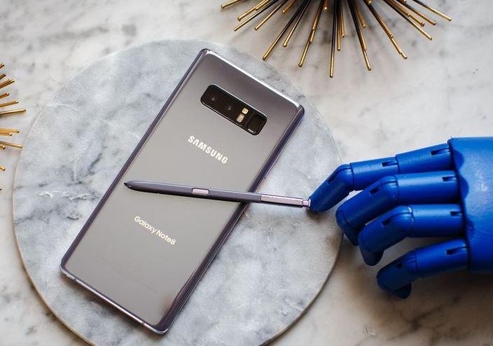 برسی گوشی Samsung Galaxy Note8
