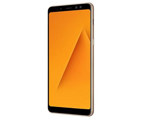 2بررسی گوشی Samsung Galaxy A8 plus