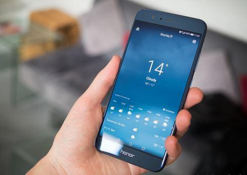 4بررسی مختصر و قیمت گوشی Huawei Honor 8