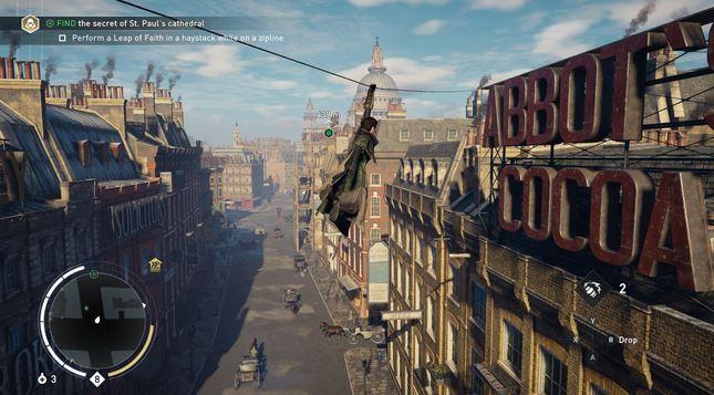 4سیستم مورد نیاز برای اجرای بازی Assassins creed syndicate