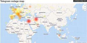حملات دی داس بر روی سرور تلگرام دلیل اصلی اختلال آن در جهان است