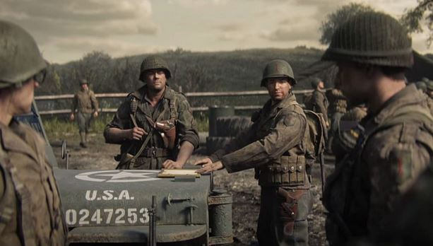 1سیستم مورد نیاز برای بازی Call of Duty WWII
