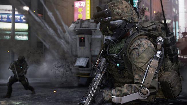 1سیستم مورد نیاز برای بازی Call Of Duty Advanced Warfare