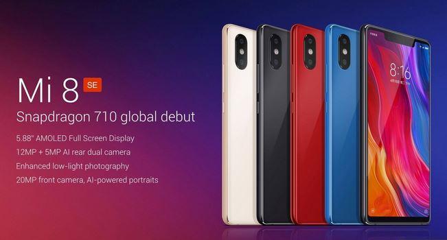 1بررسی گوشی Xiaomi Mi 8 SE